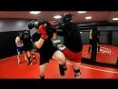 тренировка по Тайскому Боксу