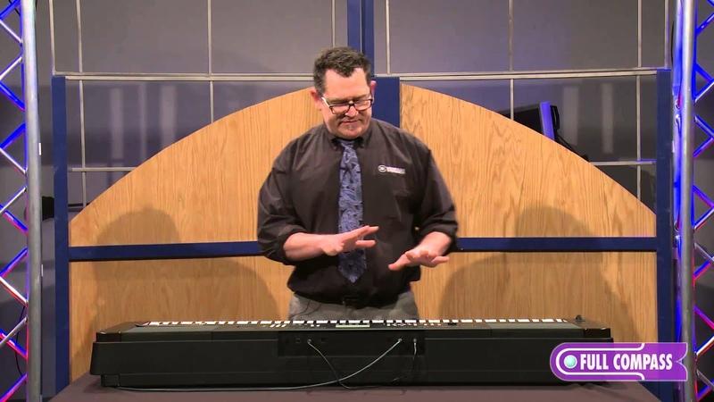 Yamaha DGX-650 88-Key Digital Piano Overview | Full Compass