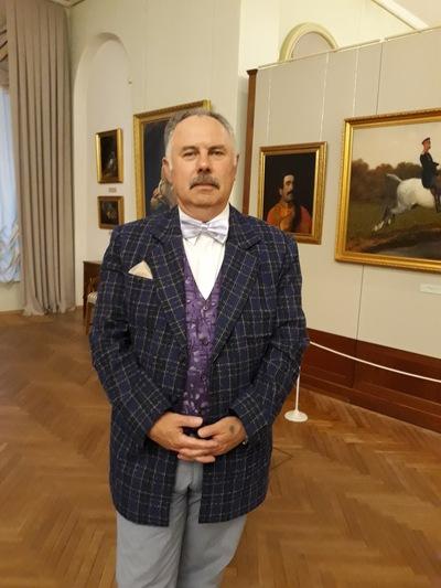 Борис Лихоманов