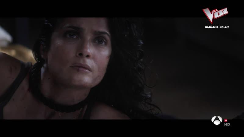 Everly 2014 sexy escene Salma Hayek 08