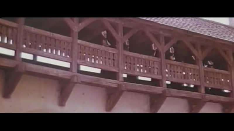СИРАНО ДЕ БЕРЖЕРАК (1989) - драма, экранизация. Наум Бирман 720p