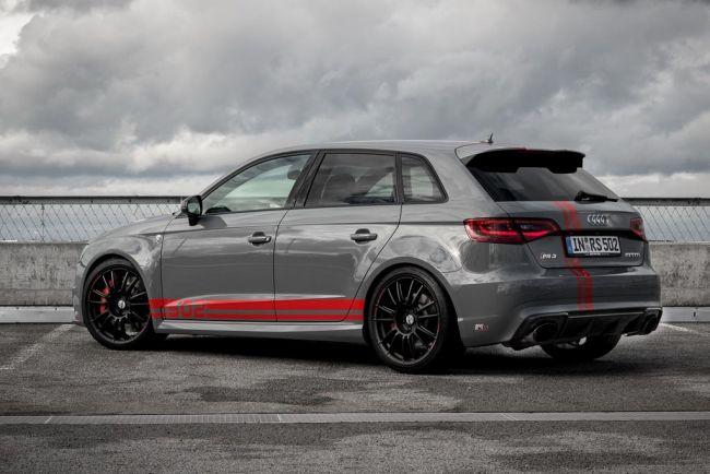 Электрический Audi обогнал Lamborghini и Porsche.