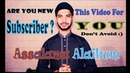 Assalamu Alaikum Are You New Visitor Please Don't Forget To Subscribe Share For More Videos