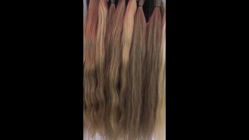 Express hair – это современная усовершенствованная технология ленточного наращивания волос.