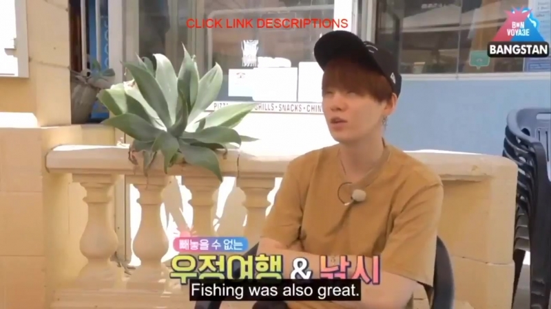 He genuinely enjoyed the trip with the boys but had to leave due to personal reason bon voyage season 3 ep4