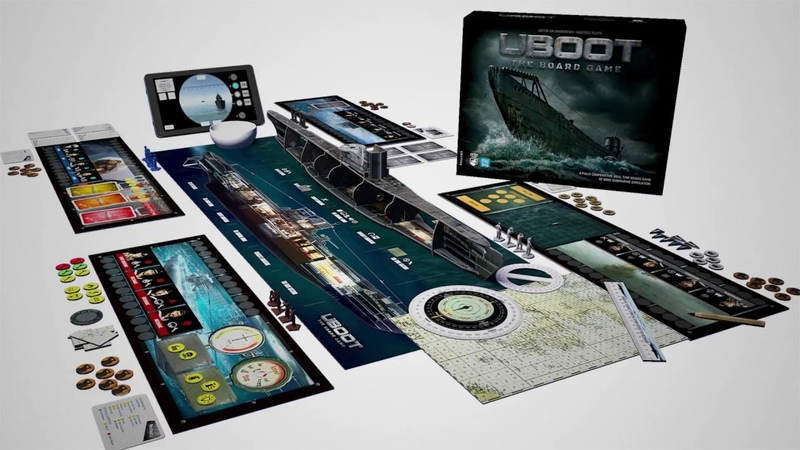 UBOOT TBG - Kickstarter Trailer