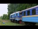День Боржавской узкоколейной железной дороги. Закарпатская область. Виноградово - Хмельник.