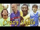 BEST SKILLS GOALS in FOOTBALL HISTORY ● Pele,Maradona,Ronaldinho,Ronaldo,Zidane,Cruyff |HD