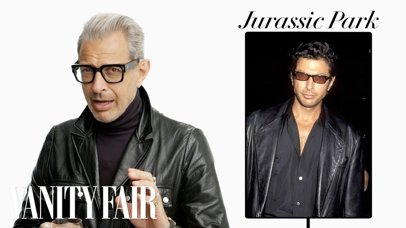 Jeff Goldblum Breaks Down His Fashion Looks, from Jurassic Park to Jimmy Kimmel Live!   Vanity Fair