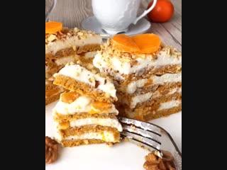 Морковный торт light версия   Больше рецептов в группе Десертомания