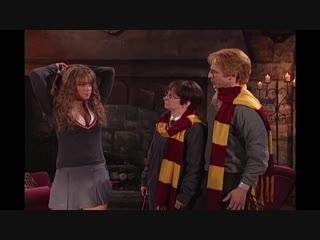 Harry Potter Hermione Growth Spurt - SNL