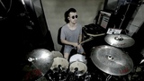 Behemoth - God=Dog Drum Cover
