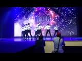 Comic Con Siberia 2019 №3 9TH MOONRISE ( K-POP dance cover show)