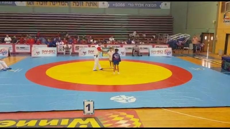 Будущий чемпион Израиля 😍