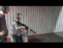 МП5 стрельба по мишени
