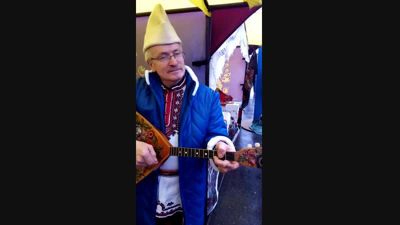 Слава Тёркин. Сормач на старинном строе. О4.11.2018