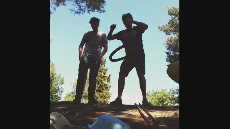 Антон и Артём