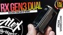 Reuleaux RX GEN3 Dual 230W l by Wismec l РОЗЫГРЫШ l ENG SUBS l Alex VapersMD review 🚭🔞