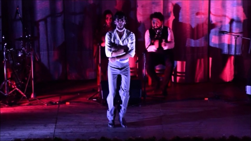 Bailaor Alejandro Rodríguez videopromo
