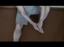 Самомассаж подошвы стопы