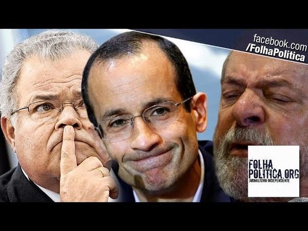 Gravíssimo: Emílio Odebrecht diz que toda a grande mídia sabia do esquema de corrupção e nada fez