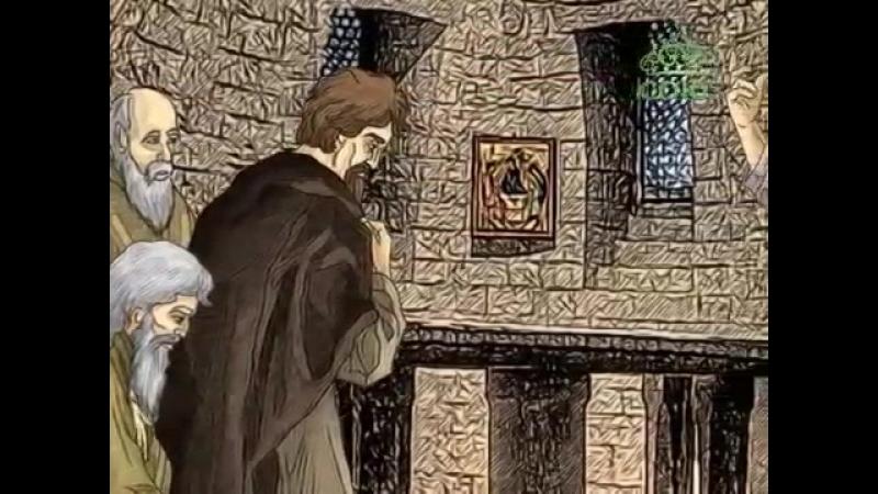 Преподобный Симеон, Новый Богослов (Мульткалендарь)