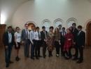 праздник Навруз( студенты Владимирского Государственного университета )