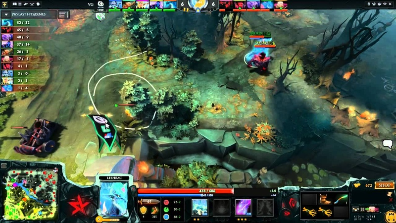 Vici Gaming vs Tongfu OB, iLeague LAN Finals, GrandFinal Game 3