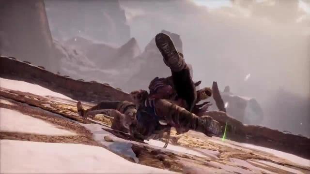 God of war slaughter | Kratos vs Baldur