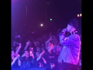 [20.03.2018] Jay Park - All Wanna Do [Eng.ver]  (DFD's The Yikes Tour Concert in Seattle)