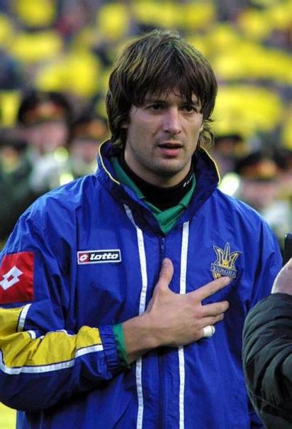 Александр Шовковский - украинский вратарь