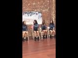 джию танцует бэд бой