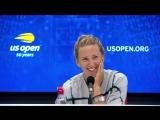 Interview Victoria Azarenka, Round 2 US Open 2018