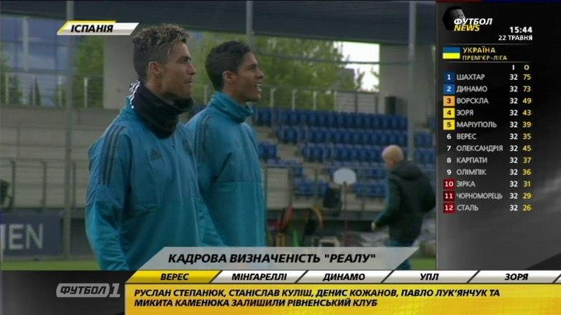 Футбол NEWS от 22.05.2018 (1540)   Подготовка киевской фан-зоны, абонементы на матчи Шахтера