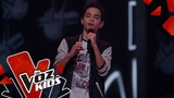 Jacobo canta Stitches Audiciones a Ciegas La Voz Kids Colombia 2019