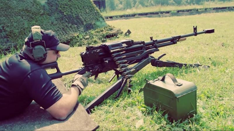 12 7мм пулемет КОРД