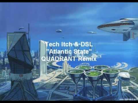 Technical Itch Dieselboy - Atlantic State (Quadrant Rmx)