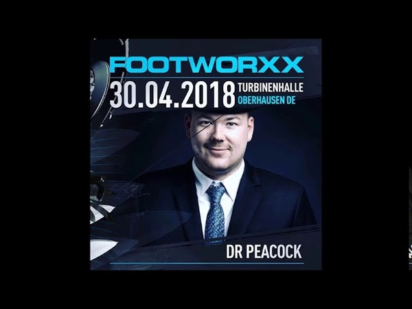 Dr Peacock vs Chemical Madness @ Footworx 2018 Warmup Mix by Chemical Madness