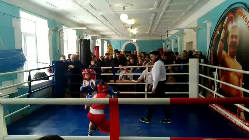 Новогодний турнир по боксу. ДЮСШ № 15 - 2. 15.12.18