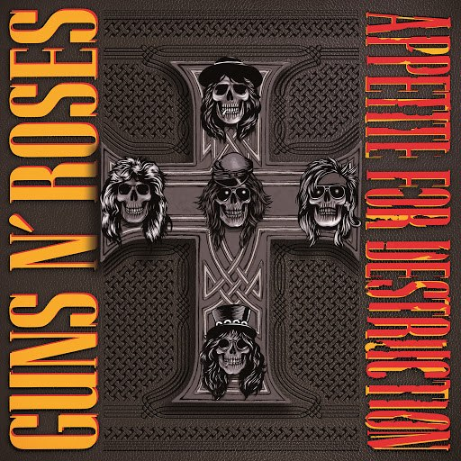 Guns N' Roses альбом Shadow Of Your Love