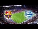 Барселона Алавес 3 0 все голы и опасные моменты 18 08 2018 дубль Месси гол Коутиньо Ла Лига 1