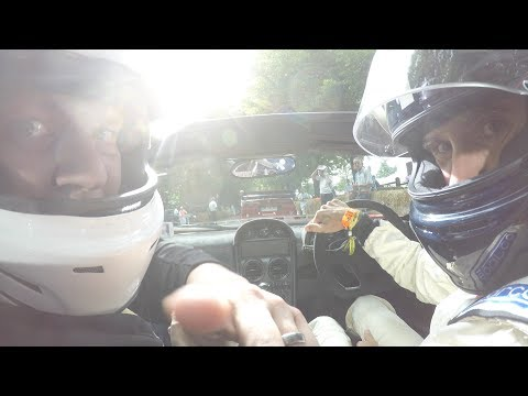 Up the Hill with Damon Hill - Noble M600 Speedster - Goodwood Festival of Speed 2017