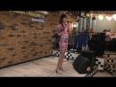 Василиса Флоринская читает стихотворение Анны Ривелотэ Слабость минутная близость беспечная