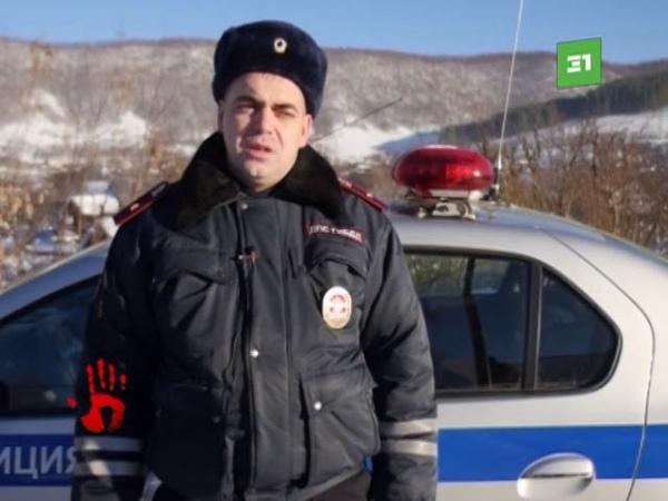 Жуткая авария на трассе в Челябинской области Водитель одной из машин погиб на месте