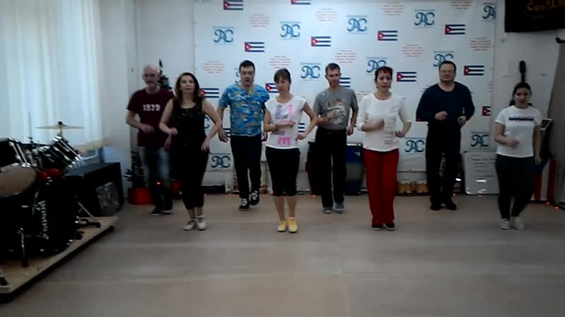 Меренге школа танцев ArmeyCasa Челябинск