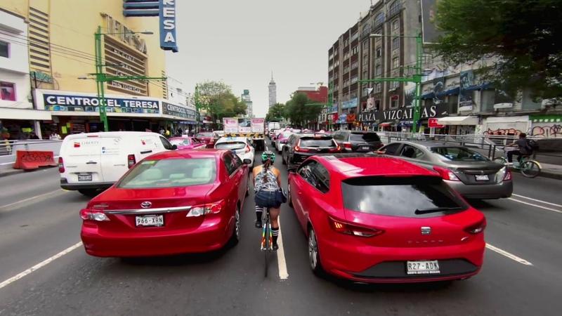"RoughCut: ""Mexico City Loop w/ Ana Puga"""