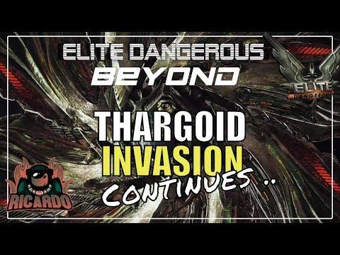 Elite Dangerous The Thargoid Invasion
