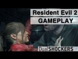 Resident Evil 2 | Новый геймплей за Клэр Редфилд