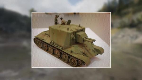 World of Tanks Двухствольный Фугасный Танк СУ 2 122 Будь готов