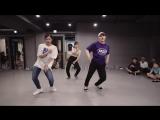 1Million Dance Studio No Brainer - DJ Khaled ft. Justin Bieber, Chance the Rapper, Quavo - Koosung Jung Choreography